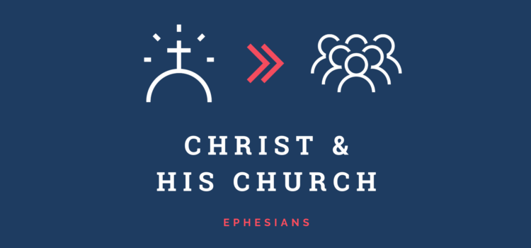 Ephesians 1.1-14 – Blessing in Christ