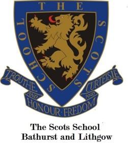 The Scots School Crest