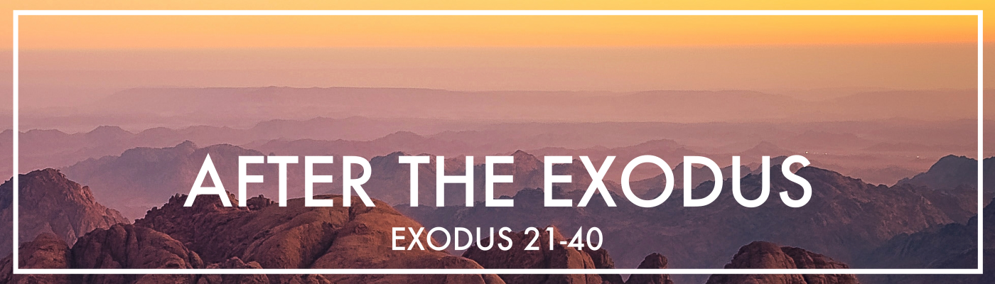 Exodus 21-40