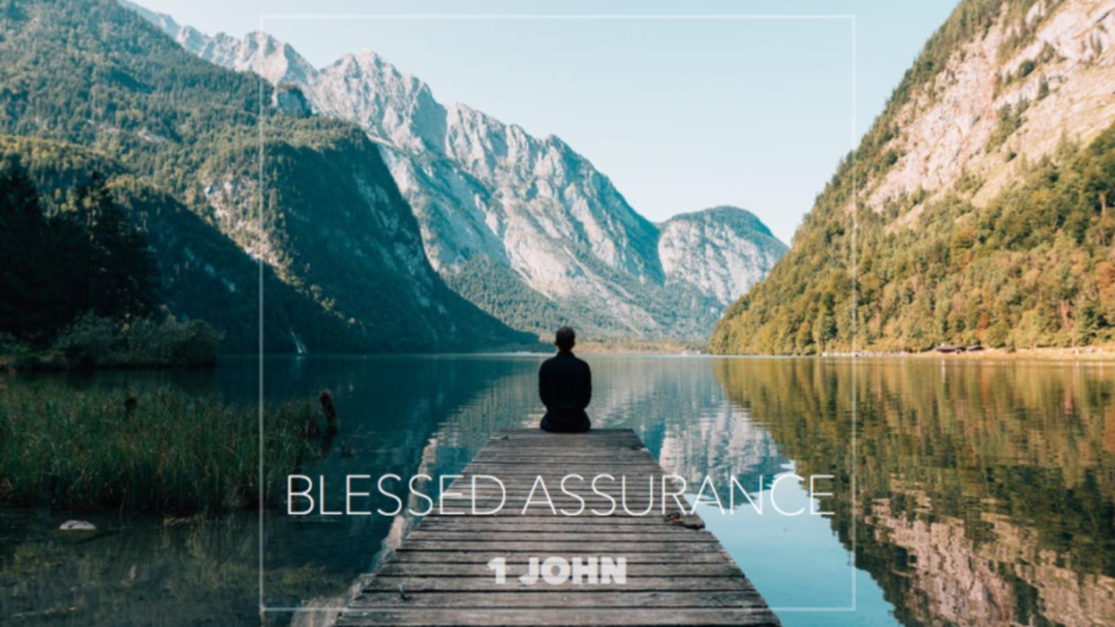 2019.1John.BlessedAssurange.Square